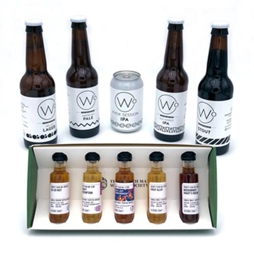 Whisky and Beer  Virtual Tasting UK