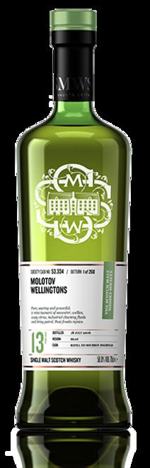 Molotov wellingtons