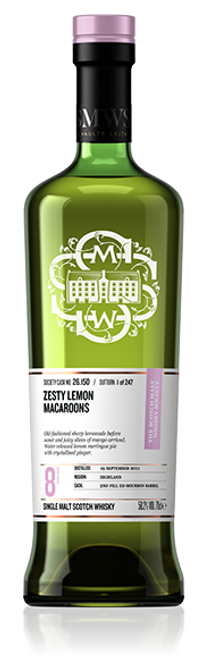Zesty lemon macaroons