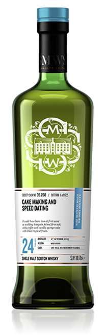 Cake making and speed dating