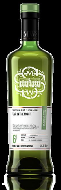 Tar in the night