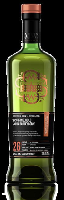 'Inspiring, bold John Barleycorn'
