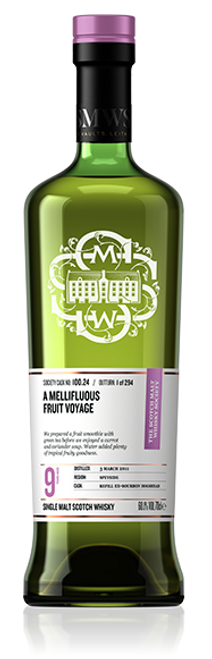 A mellifluous fruit voyage - Exclusive to Packages