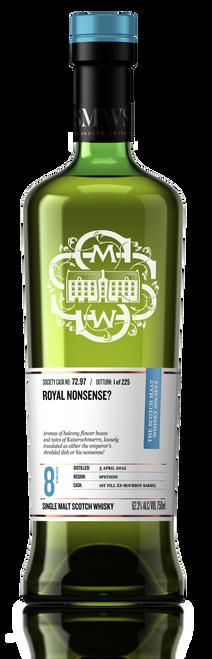 Royal nonsense?