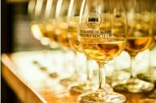 Inverness Whisky Tasting - June