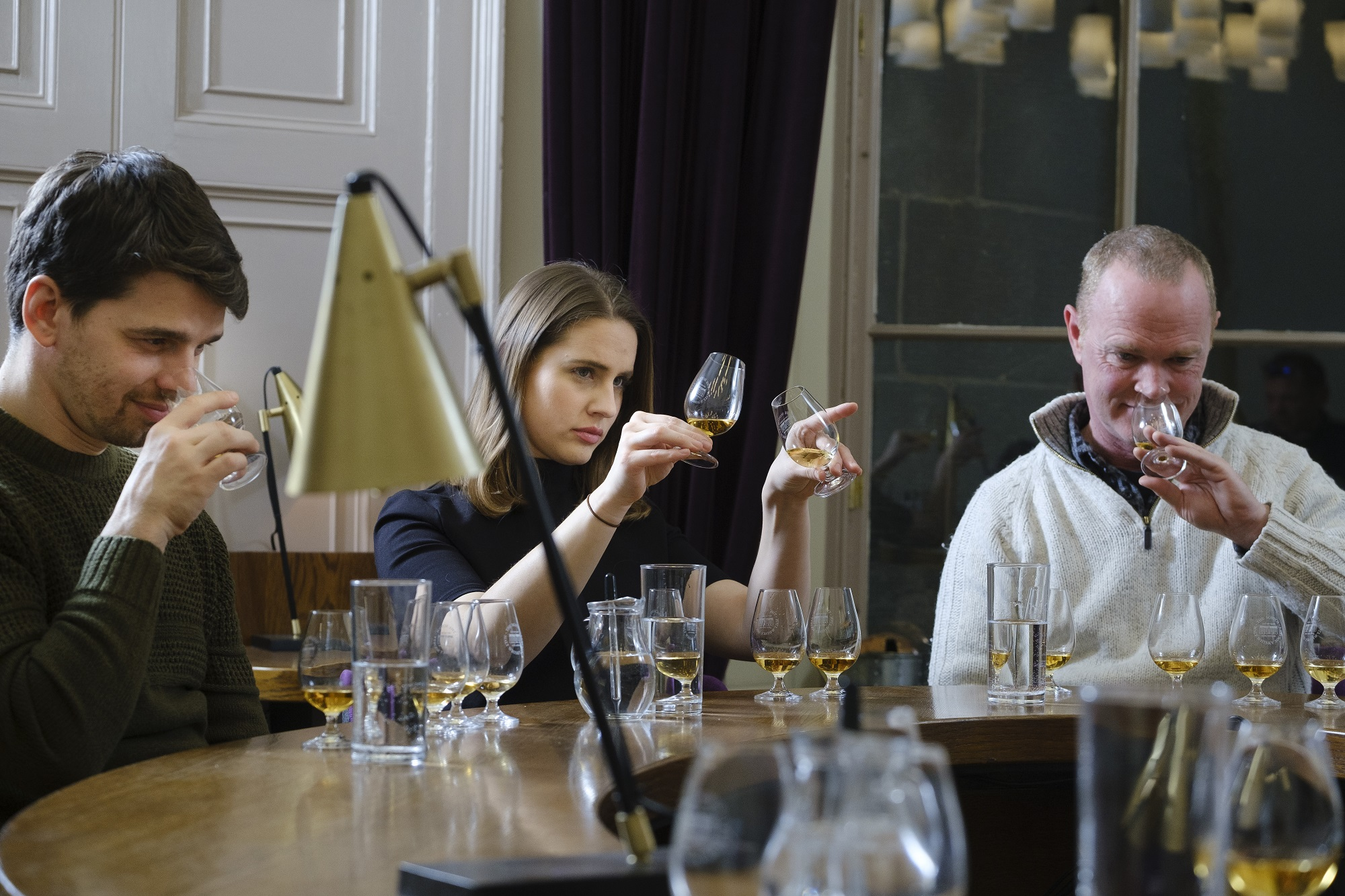 Belong to the world's most colourful whisky club