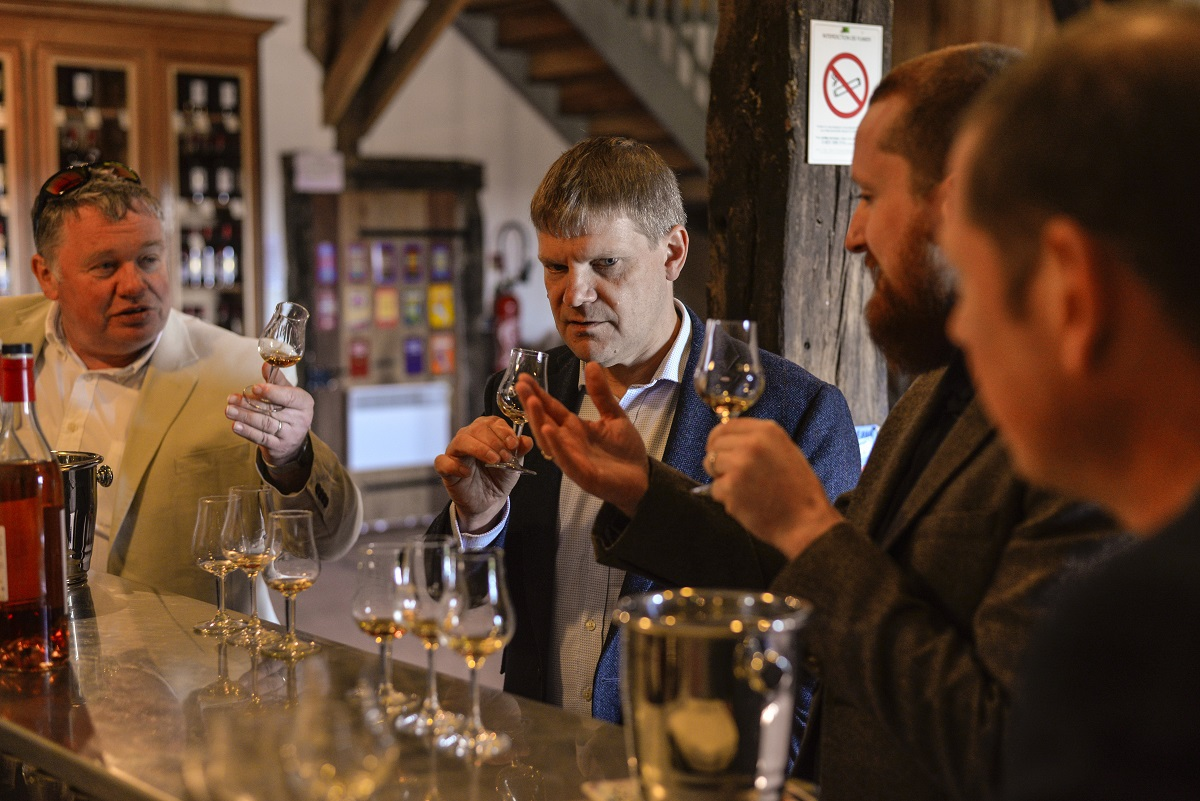 Enjoy a private whisky tasting experience