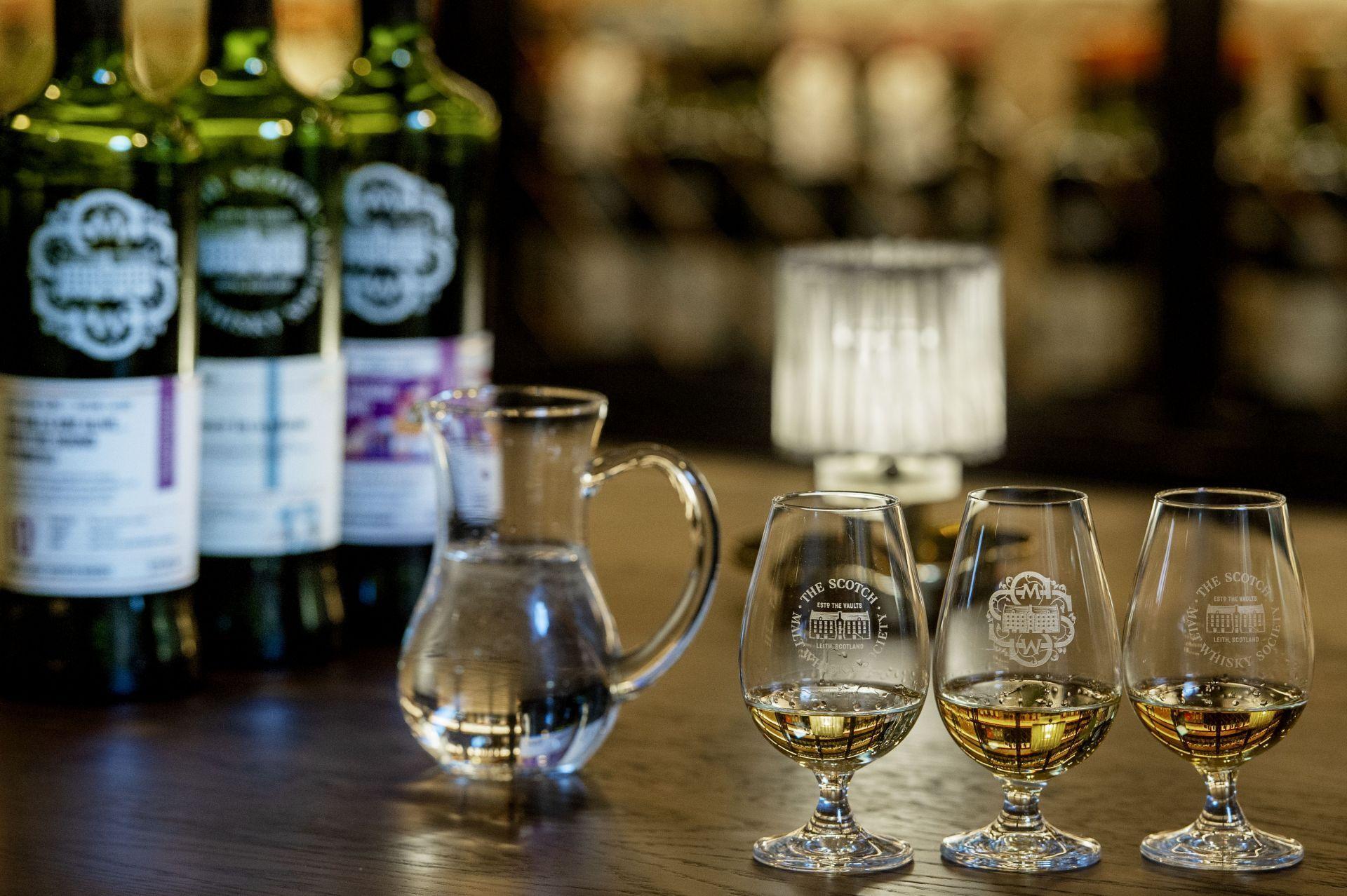 Scotch Malt Whisky Society News