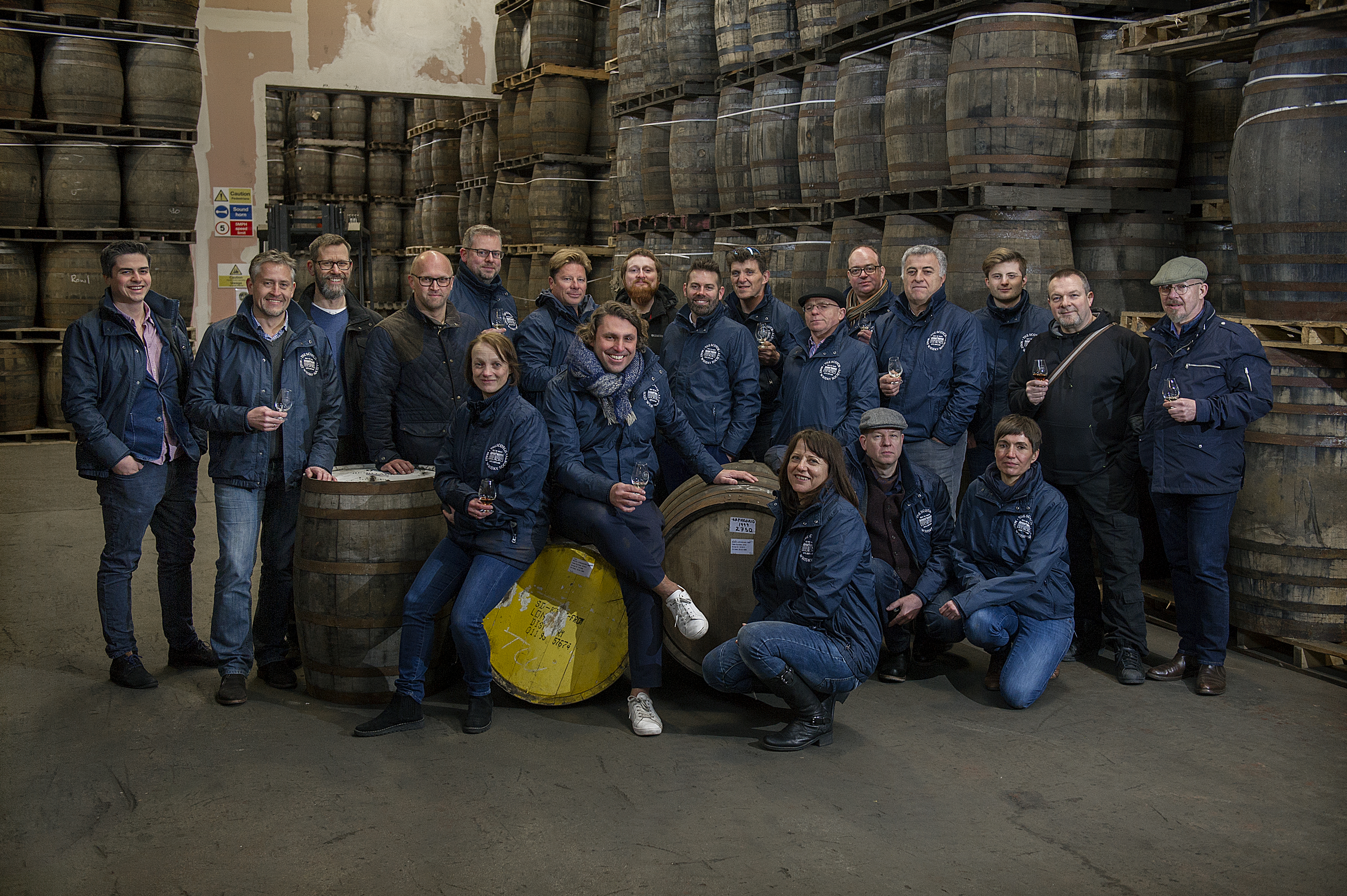 An international community of whisky lovers