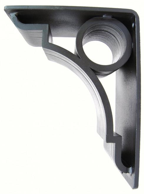 Grant-30B   7.5D 10.0H 3.0W Iron Corbel