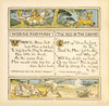 Art Prints of Horse and Man & The Ass and the Enemy, Aesop's Fables