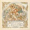 Art Prints of The Trumpeter Taken Prisoner, Aesop's Fables