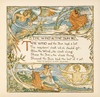 Art Prints of The Wind and the Sun, Aesop's Fables