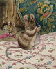 Art Prints of Threading the Needle by Beatrix Potter