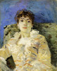 Art Prints of Young Girl on a Couch by Berthe Morisot