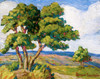 Art Prints of Kansas Landscape by Birger Sandzen