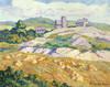 Art Prints of Kansas Farm by Birger Sandzen