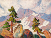 Art Prints of Rocky Mountain Landscape by Birger Sandzen