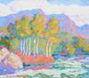 Art Prints of In Logan Canyon, Logan, Utah by Birger Sandzen