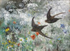 Art Prints of Common Swifts by Bruno Liljefors