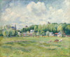 Art Prints of Meadows, Gisors France by Camille Pissarro