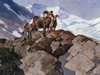 Art Prints of Bighorn Sheep by Carl Rungius