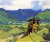 Art Prints of Hawaiian Island Landscape by Carl Rungius
