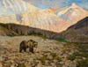 Art Prints of Grizzly Bear by Carl Rungius