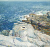 Art Prints of South Ledges, Appledore by Childe Hassam