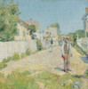 Art Prints of Street in Gloucester by Childe Hassam