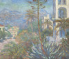 Art Prints of Villas at Bordighera by Claude Monet