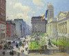 Art Prints of New York Public Library by Colin Campbell Cooper