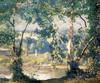Art Prints of Fields in Jersey, August by Daniel Garber