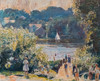 Lambertville Holiday by Daniel Garber | Fine Art Print