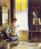 Art Prints of Morning Light, Interior by Daniel Garber