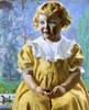 Art Prints of Portrait of Bonnie by Daniel Garber