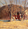 Art Prints of Pioneers House by Daniel Garber