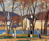 Art Prints of School Days by Daniel Garber