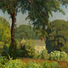 Art Prints of Summer Silence by Daniel Garber