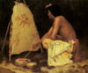 Art Prints of The Skin Painter by Eanger Irving Couse