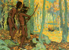 Art Prints of Turkey Hunting Among the Aspens by Eanger Irving Couse