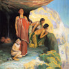 Art Prints of Sun Worshipers by Eanger Irving Couse