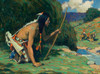 Art Prints of Turkey Hunter by Eanger Irving Couse