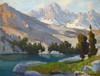 Art Prints of Sierra Lake I by Edgar Payne