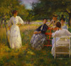 Art Prints of In the Orchard by Edmund Charles Tarbell