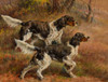 Art Prints of English Setters by Edmund Henry Osthaus