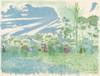 Art Prints of Across Country by Edouard Vuillard