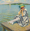 Art Prints of Her Favorite Spot by Edward Cucuel