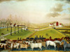 Art Prints of View of Cornell Farm by Edward Hicks