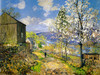 Art Prints of Cherry Blossoms by Edward Redfield